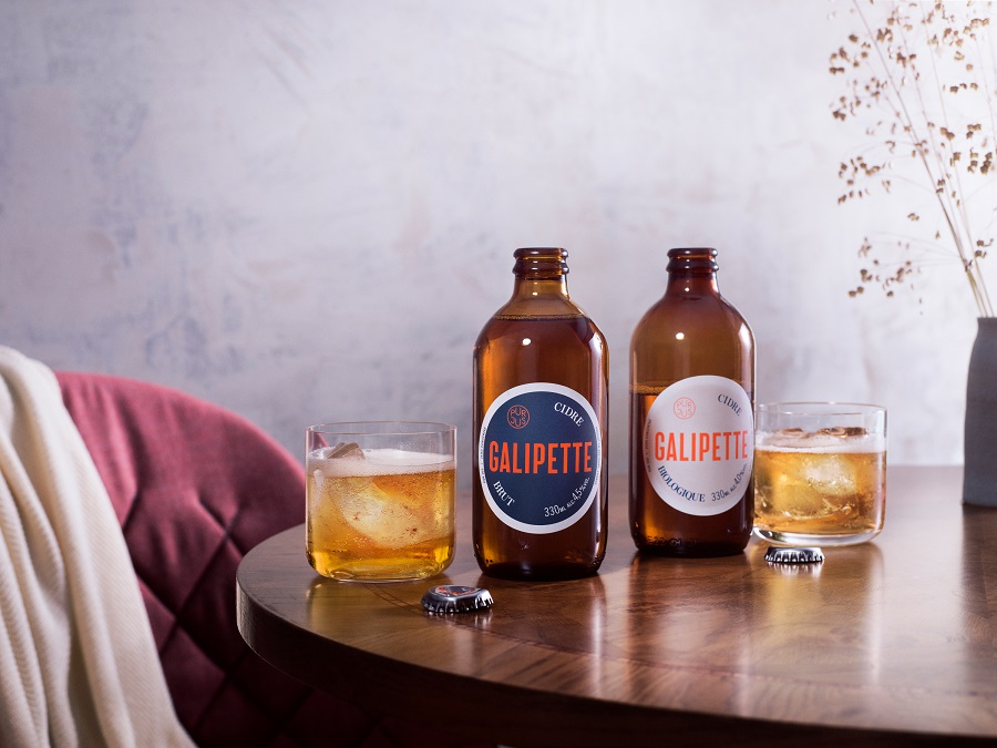 Galipette Cidre Partners With Purity Brewing Company