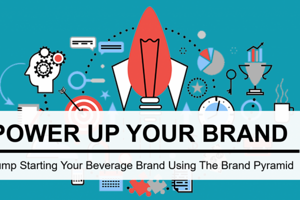 How to Power Up Your Beverage Brand Using The Brand Pyramid