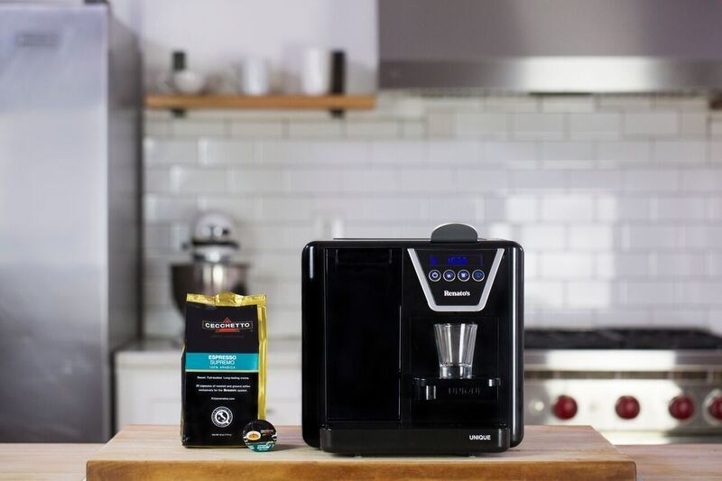 Patented Swiss Technology Delivers Superior Tasting Espresso, Coffee and Tea