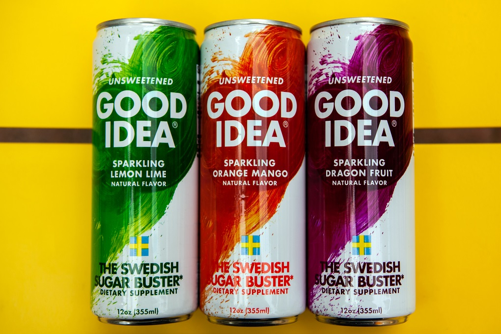 Say Hello to a Healthier Lifestyle With Good Idea Drinks