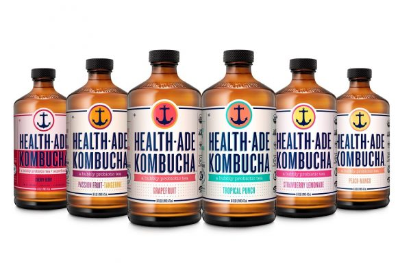 Health-Ade Kombucha Launches Six New Flavors