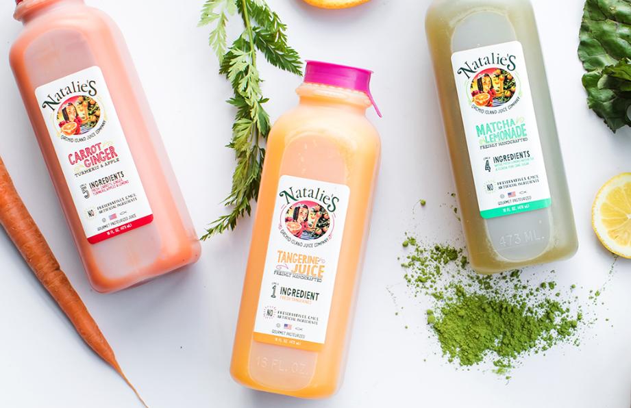 Natalie's Juice Launches Holistic Juice Line