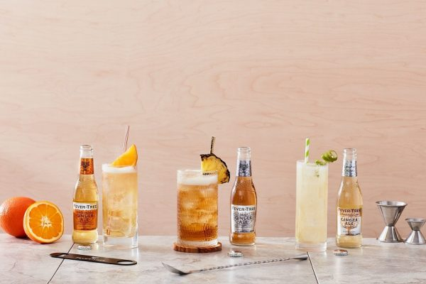 Fever-Tree Launches Three New Ginger Expressions