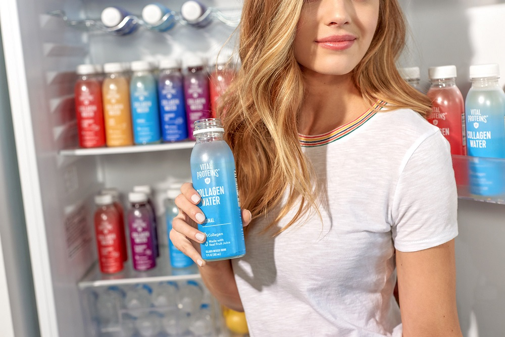 Introducing Vital Proteins Collagen Water