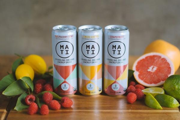 MATI – An Organic Energy Drink