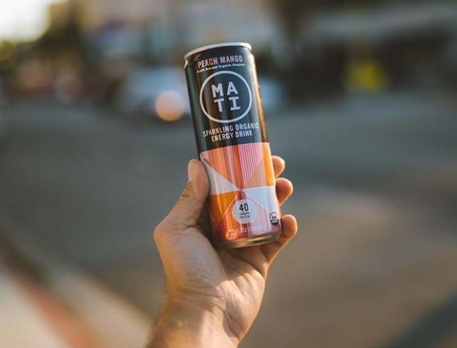 MATI - An Organic Energy Drink