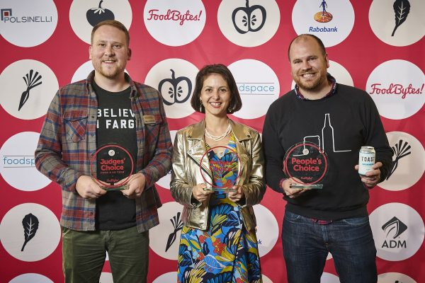 Bushel, Shaka Tea & Toast Ale Take Top Honors at FoodBytes!