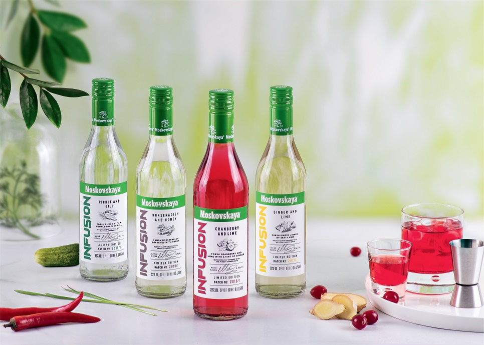 Moskovskaya Releases New, Russian-themed Infusions