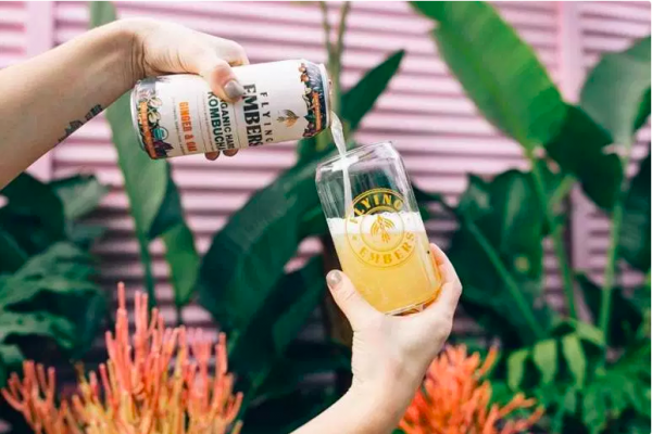 10 Things To Know About Flying Embers Kombucha