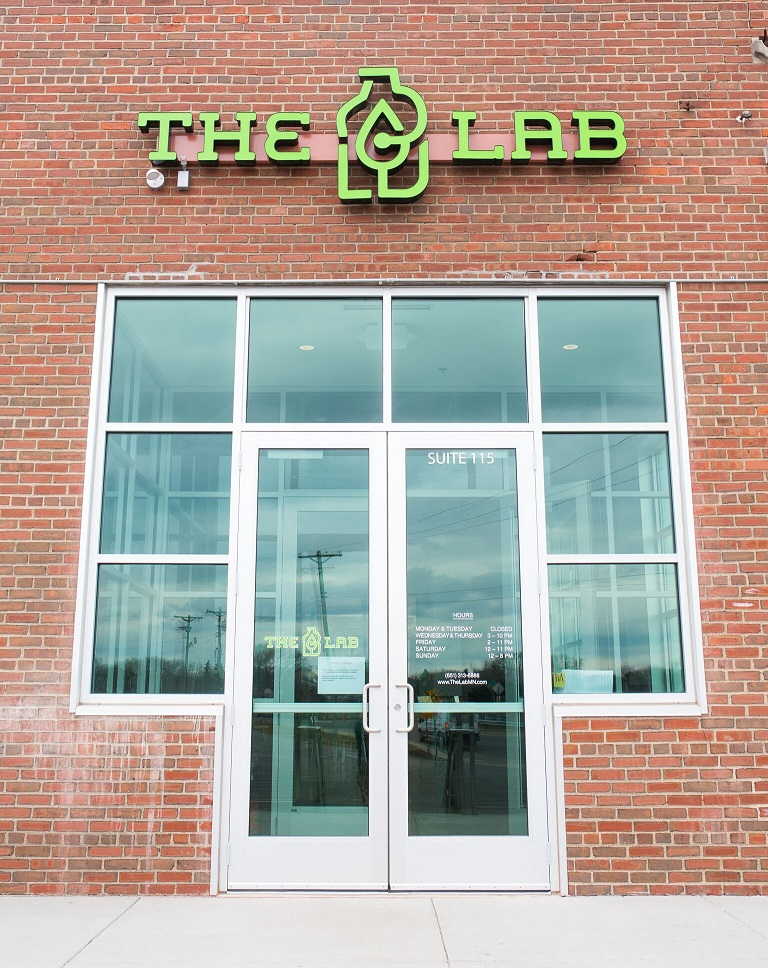 The Lab — A New Type of Taproom and Beverage Pilot Facility