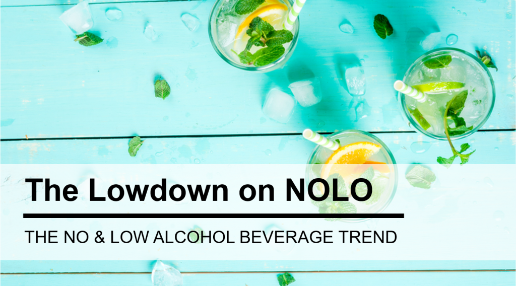The Lowdown on NOLO Beverages
