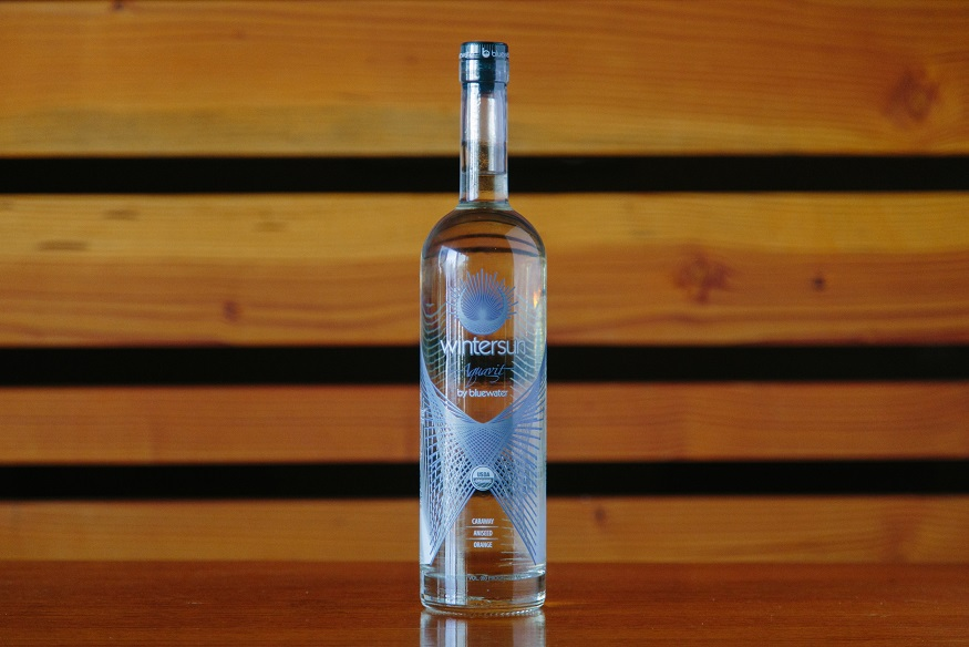 Wintersun Organic Aquavit - 100% Organic Grain Spirit