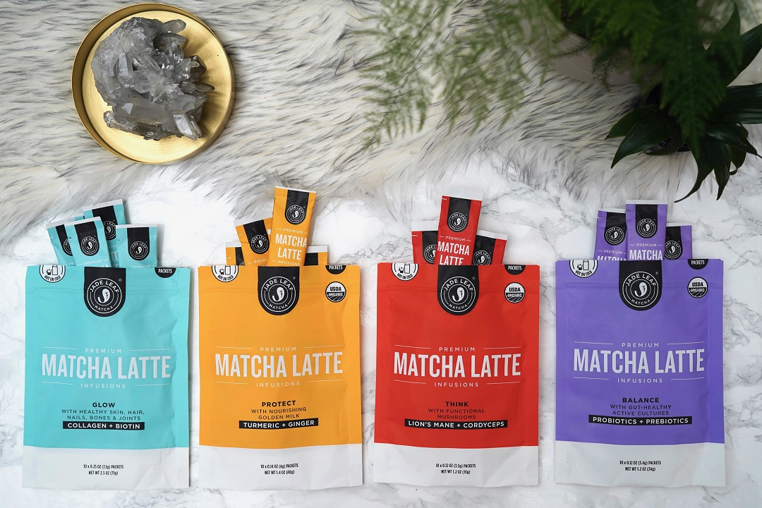 Jade Leaf Matcha Launches Matcha Latte Infusions