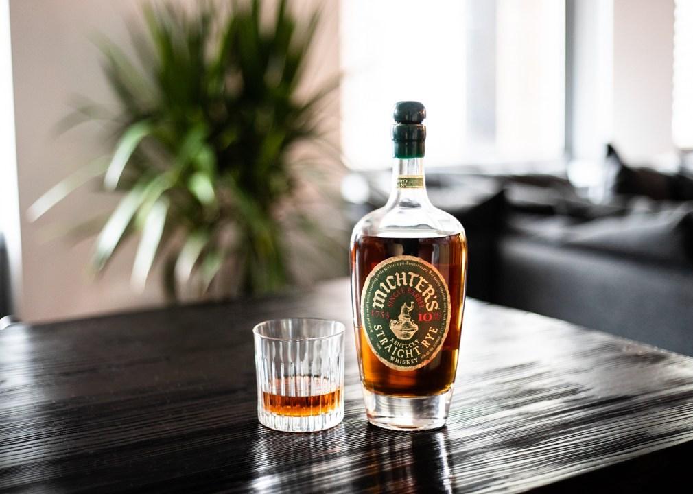 Michter's Distiller Releases 10 Year Rye