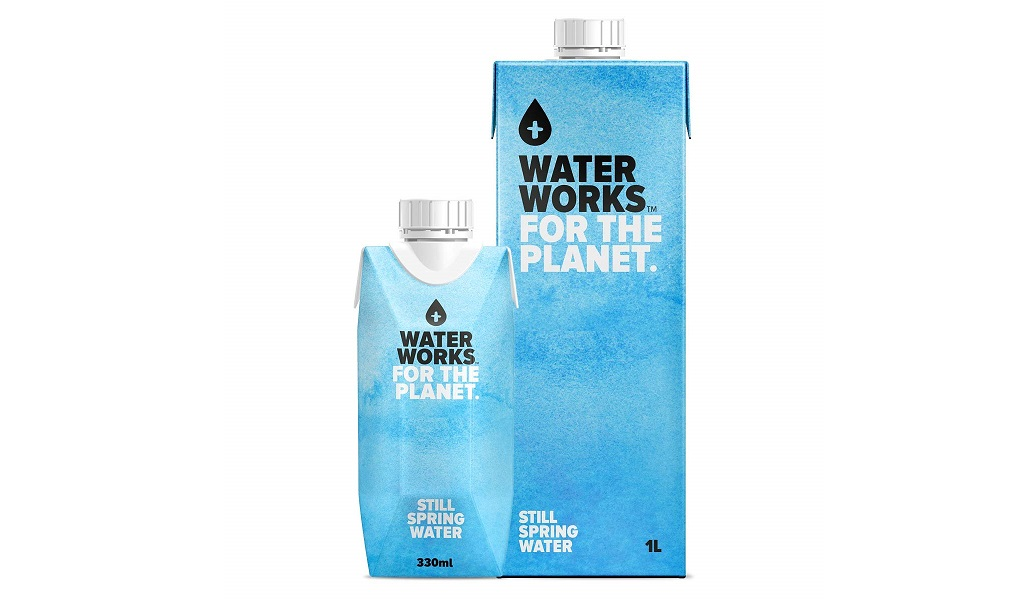Water Works - Great Tasting Better-For-You Beverages