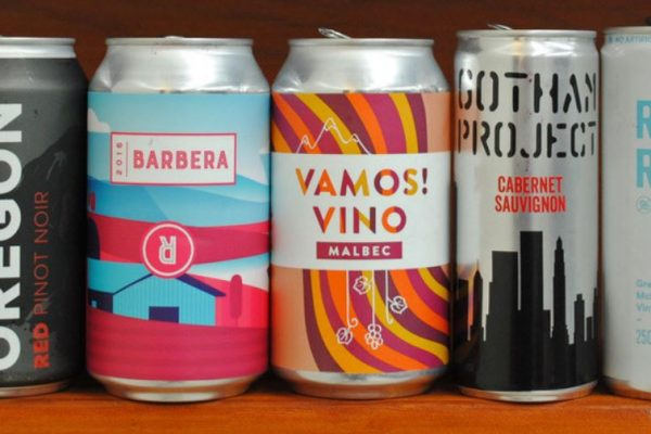 Aluminum Gets Gold At International Canned Wine Competition Awards