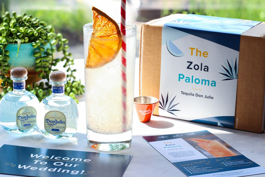 Diageo & Zola Presents Their Collaboration