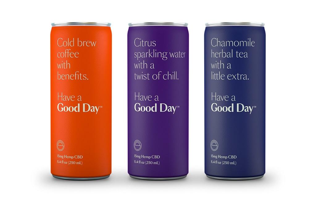 Good Day Releases Premium CBD-Infused Beverage Line