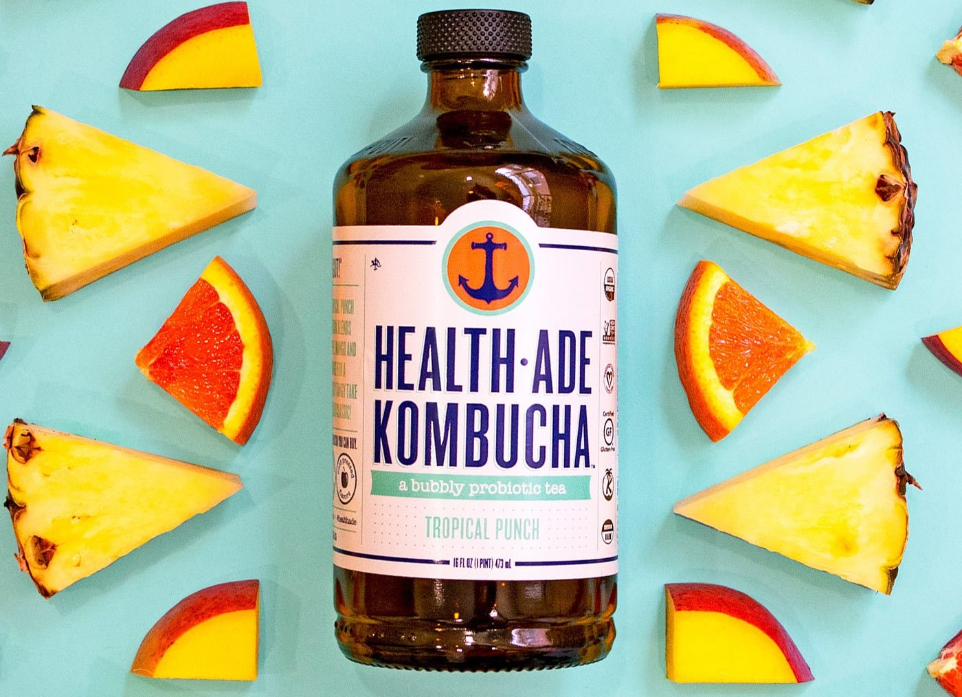 Health-Ade Kombucha Takes on Summer with a Tropical Twist