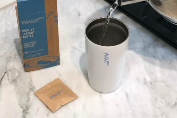 The Instant Coffee Is Back, Says David Kovalevski