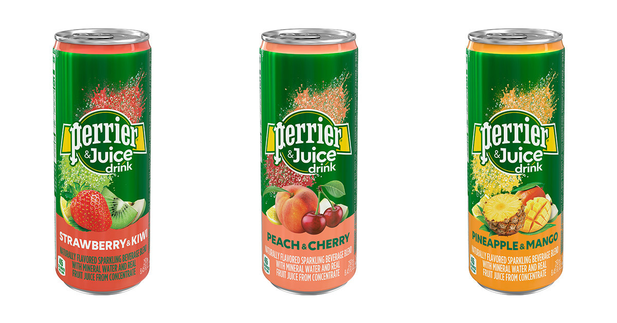 The National Launch of Perrier & Juice Drink