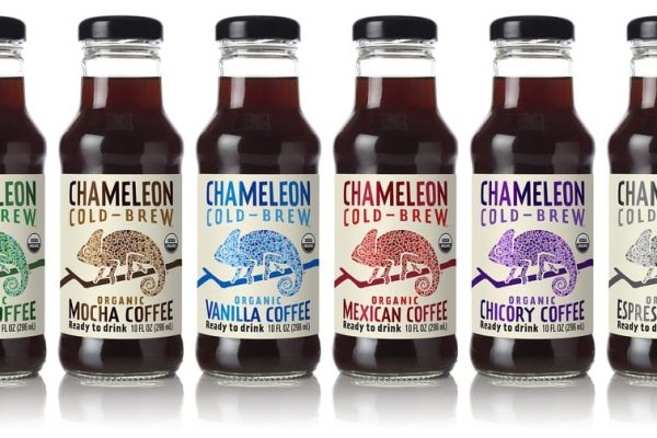 Chameleon Cold-Brew Debuts New flavor Lattes