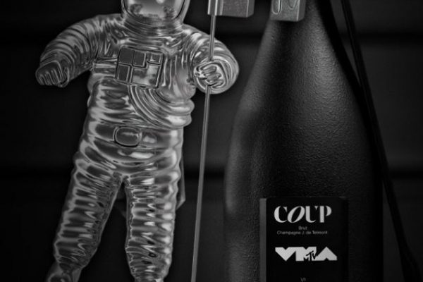 COUP Launches Private Collection of Champagne