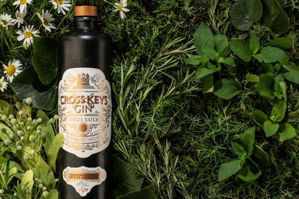 Cross Keys Gin Launches World's First Clay Bottle-Aged Cocktail Competition