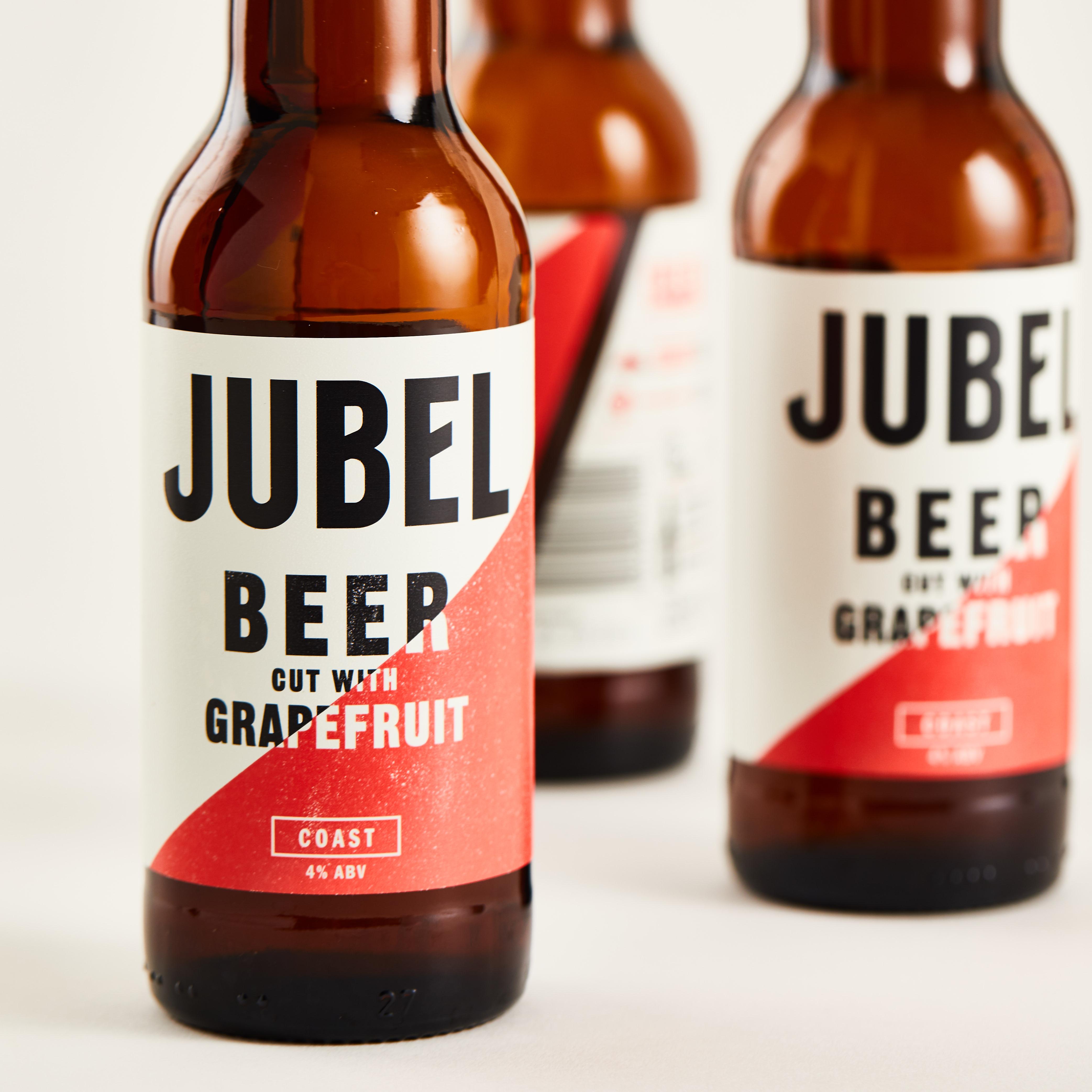 Jubel eco-responsible beer launches 2018