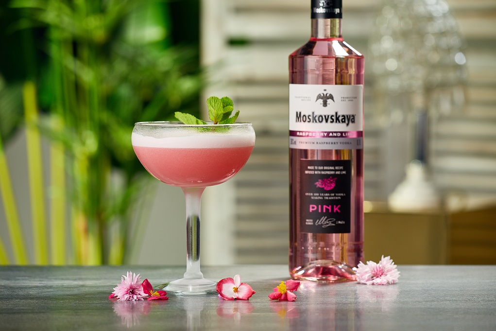 Moskovskaya Vodka Defies Gravity With New Creative Direction