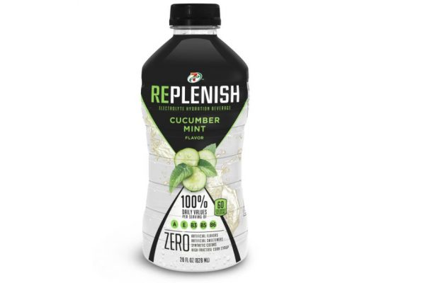 Refresh and Rehydrate with 7-Select Replenish™