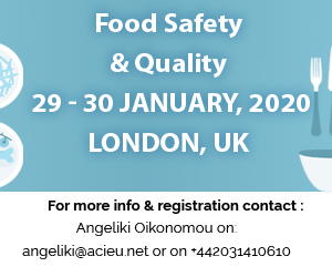 Food and Safety & Quality Europe 2020