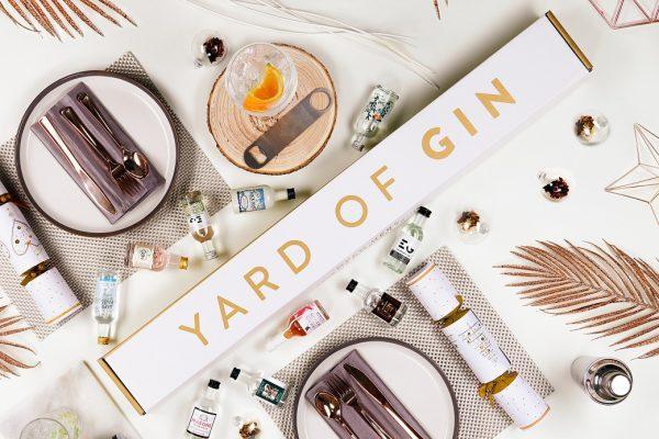 Tipple Box Launch World-Exclusive Yard of Gin