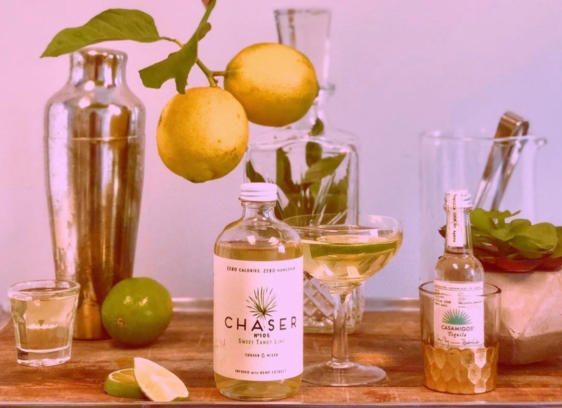 WeHo Bev Co. Develops CBD-infused Chaser Drink