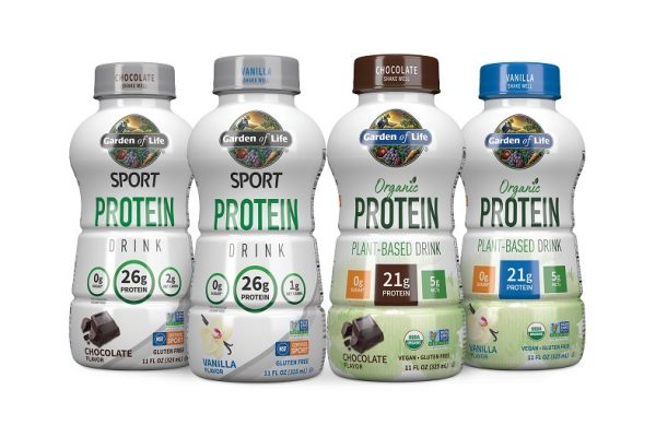 Garden Of Life Launches Line Of Clean Protein Drinks