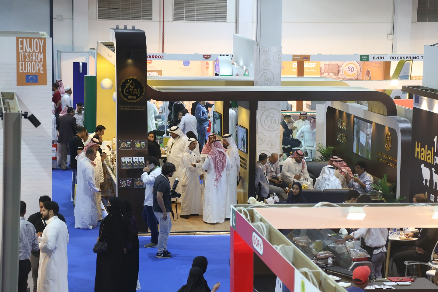 The 7th Edition of the Largest Saudi International F&B Event