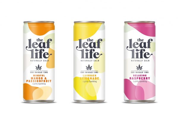 The Leaf Life Gets Innovation Award at The International Drinks Expo