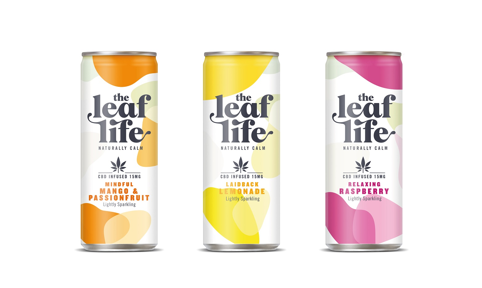 The Leaf Life - CBD Infused Functional Drink
