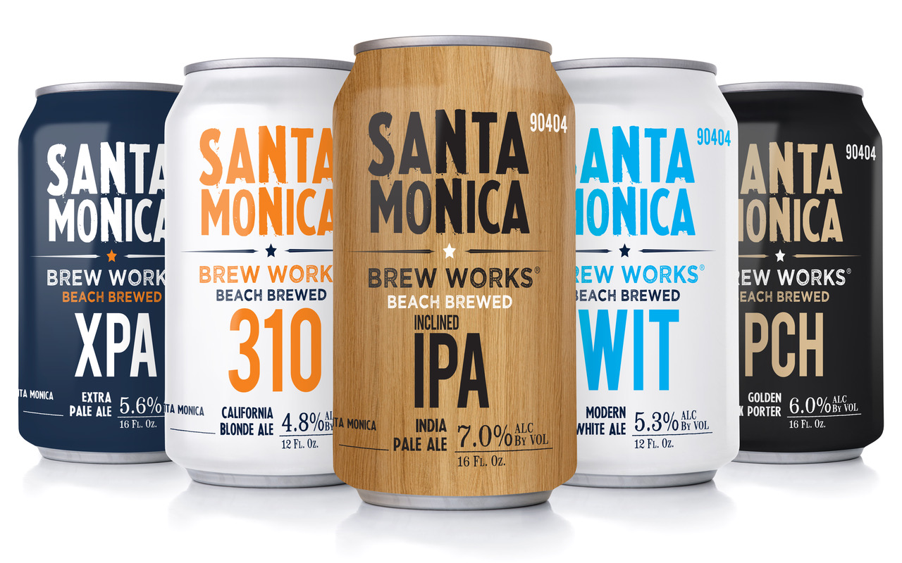 The Story Of Santa Monica's First And Only Local Beer