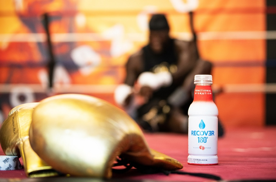Deontay Wilder Partners With RECOVER 180