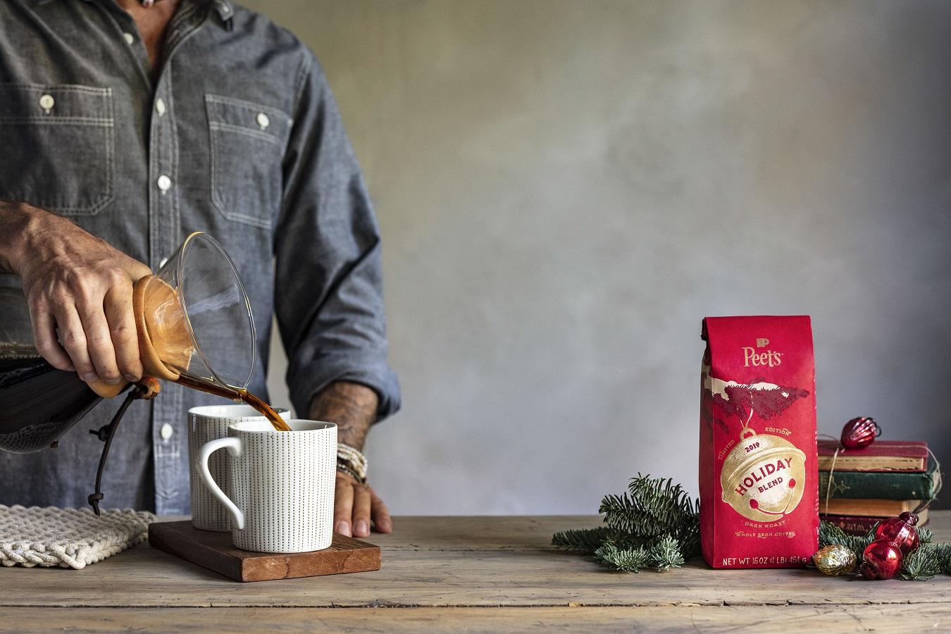 Peet's Coffee Ushers in a Season of Glad Tidings