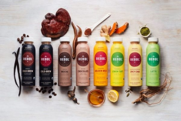 REBBL Switches to 100% Post-Consumer Recycled Bottles in 2020