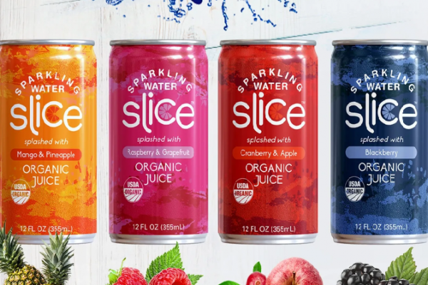 Slice Sparkling Water Review