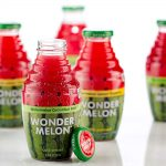 Wonder Melon - 100 % Organic Cold Pressed Juices