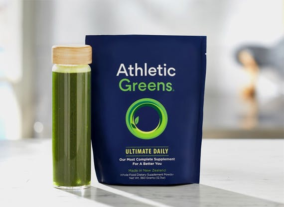 Athletic Greens Named Official Daily Supplement of USA Cycling