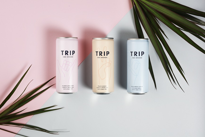TRIP - A Tasty Way To Calmness