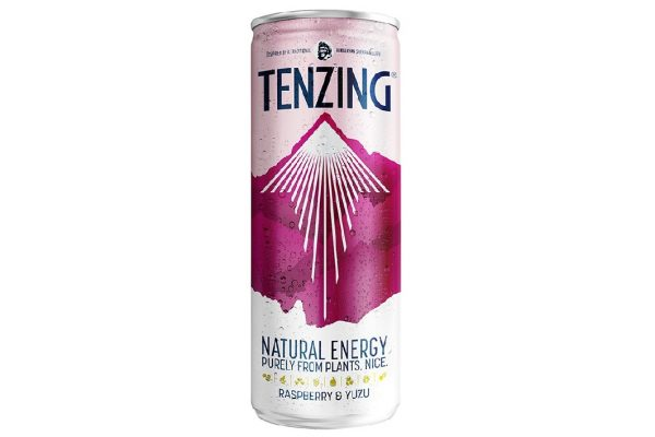 Tenzing – Natural Yuzu Energy In A Can