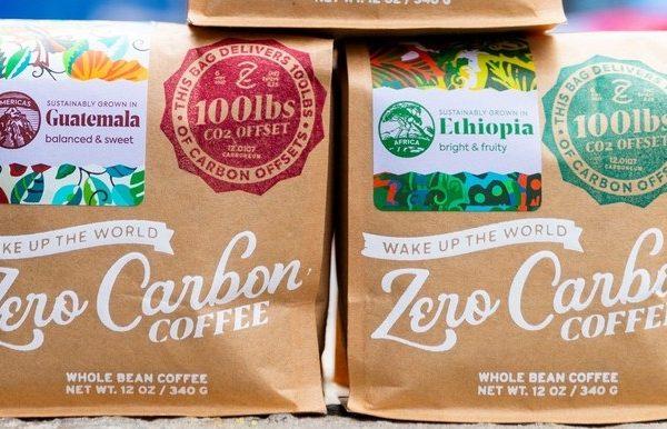 Eco-Friendly Zero Carbon Coffee
