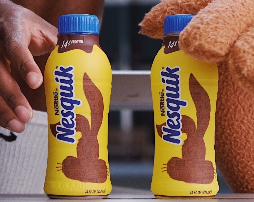 Nestle Nesquik Teams Up with Frances Tiafoe