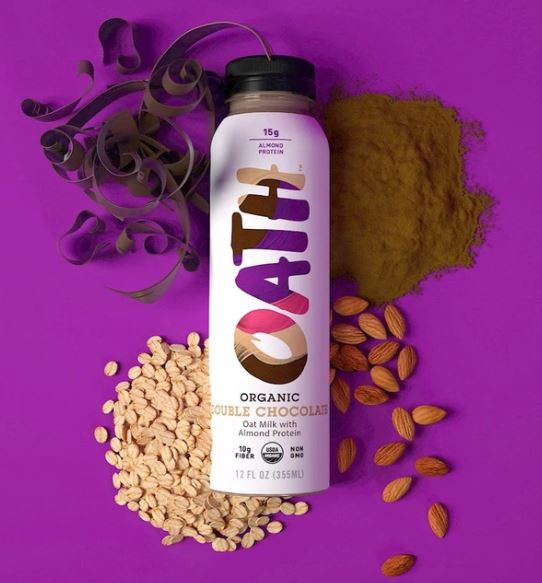 OATH - Organic Oat Milk With Plant Protein